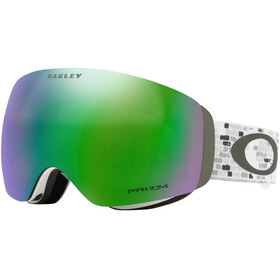 Oakley Flight Deck XM goggles grijs/wit